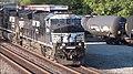 Norfolk Southern coal train (29 September 2018) (Marion, Ohio, USA) 5 (45233500234).jpg