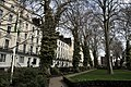 Norfolk Square Garden in the City of Westminster, London in spring 2013 (1).JPG