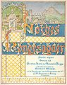 Norges kongesagaer-Tittelblad 1914-utgave-G. Munthe.jpg