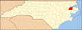 North Carolina Map Highlighting Washington County.PNG