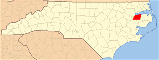 National Register of Historic Places listings in Washington County, North Carolina Wikimedia list article