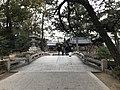 Northern Stone Bridge in Sumiyoshi Grand Shrine.jpg