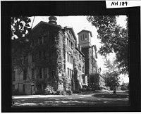 Northwest view of Peabody Hall n.d. (3191477545).jpg