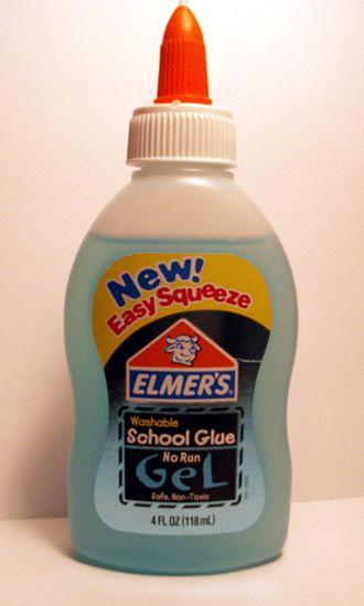 Elmer's Products - Elmer's washable, no run, School Glue