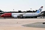 Norwegian (Kirsten Flagstad Livery), LN-LNL, Boeing 787-9 Dreamliner (40665124853).jpg