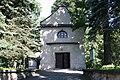 Nowy Sącz - kościół na Starym Cmentarzu (widok z przodu).jpg