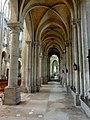 Noyon (60), cathédrale Notre-Dame, bas-côté sud, vue vers l'est 3.jpg