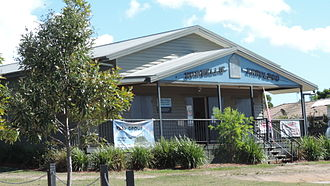 Crestmead, Queensland - Numbellie Karulboo Community Centre, provided by St Francis College, 2014