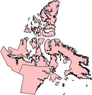 Mansel Island - Mansel Island, Nunavut
