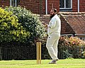 Nuthurst CC v. The Royal Challengers CC at Mannings Heath, West Sussex, England 07.jpg