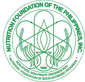 Nutrition Foundation of the Philippines, Inc. - Image: Nutritionfoundationl ogo