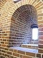 Oświęcim - Zamek wieża, wnętrze AL04.JPG