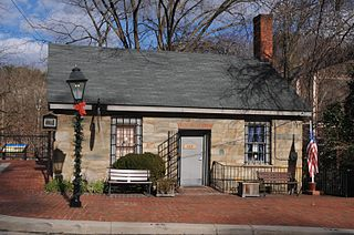 Occoquan Historic District United States historic place