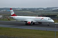 OE-LWB - E190 - Austrian Airlines