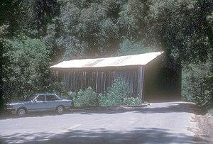 National Register of Historic Places listings in Yuba County, California - Image: OREGON CREEK C.B. YUBA CTY, CALIFORNIA