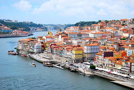 O Porto (visto da Ponte Dom Luis I)