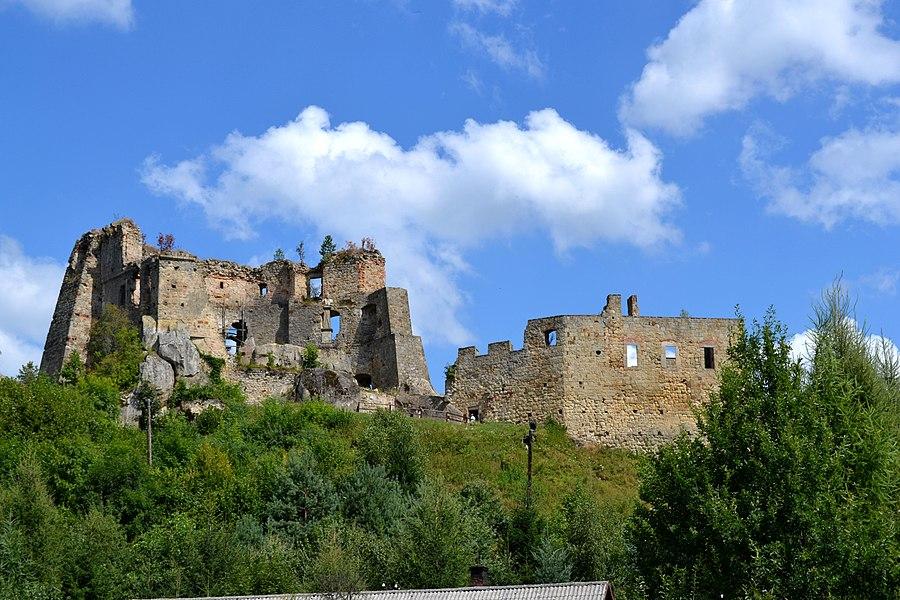 Kamieniec Castle