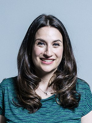 Luciana Berger - Image: Official portrait of Luciana Berger crop 2