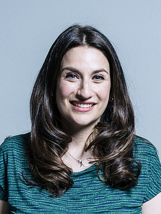 The Independent Group - Image: Official portrait of Luciana Berger crop 2