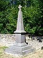 Ognon (60), monument aux morts, au cimetière.jpg