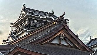 Okazaki Castle - Image: Okazaki jo