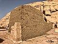 Old Enclosure Wall, The Great Temple of Ramses II, Abu Simbel, AG, EGY (48017057452).jpg