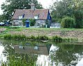 Old Lock cottage, Welches Dam - geograph.org.uk - 306531.jpg