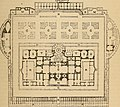 Old Map of Caracalla roman Baths (14598453047).jpg