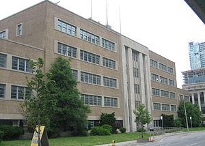 Ontario Provincial Police - Former OPP Headquarters, Toronto, Ontario