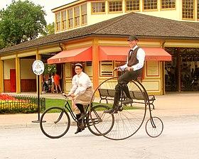 3a51d6071c9 Старовремско колело в съвременен вариант