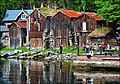 Old houses in Geiranger - panoramio.jpg