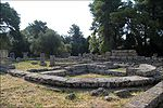 Olympia - Council house Bouleuterion.jpg