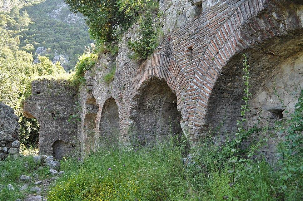 Olympos Römisches Bad