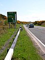 On the A77 north of Stranraer - geograph.org.uk - 163264.jpg