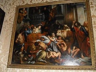 Bijbels Museum - Image: On the display in Bijbels Museum Amsterdam