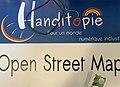 OpenStreetMap à Handitopie (juin 2019).jpg