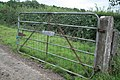 Open Gateway but not to Hunters^ - geograph.org.uk - 541366.jpg