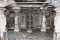 Open mantapa (hall) in Kalleshvara temple at Hire Hadagali.JPG