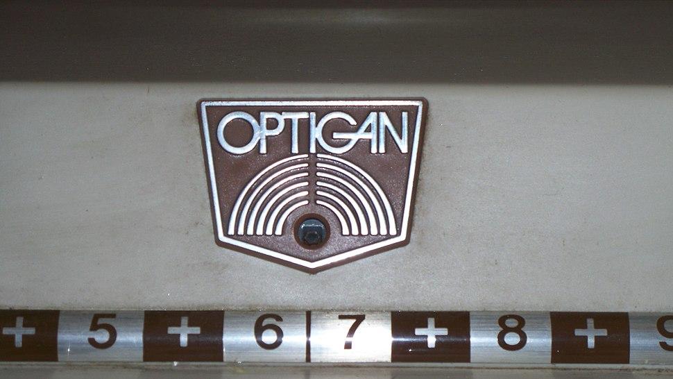 Optigan metronome