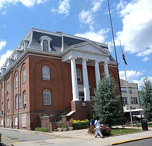 Orange, New Jersey - Municipal Building