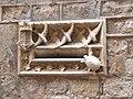 Orenetes i tortugues a la Casa de l'Ardiaca (Barcelona, Catalunya) - panoramio.jpg