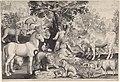 Orpheus speelt voor de dieren, RP-P-1889-A-14290.jpg