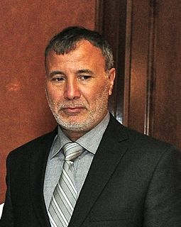Osama al-Juwaili Libyan Defence Minister