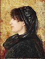 Osman Hamdi Bey - Naile Hanım Portresi , Portrait of Naile Hanım - Google Art Project.jpg