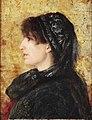 Osman Hamdi Bey - Naile Hanım Portresi , Portrait of Naile Hanım - Google Art Project.jpg
