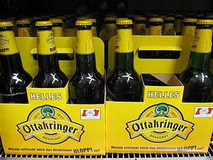 Brauerei Ottakringer - Ottakringer Helles in bottles