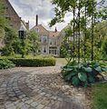 Overzicht tuin met achtergevel - Deventer - 20335645 - RCE.jpg