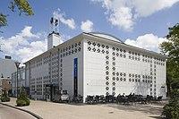 Overzicht van de west en zuidgevel - Amsterdam - 20418906 - RCE.jpg