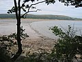 Oxwich Bay, from near St Illtyd's church - geograph.org.uk - 47313.jpg