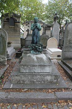 Père-Lachaise - Henri Allouard 01.jpg